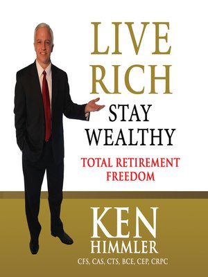 cover image of Live Rich Stay Wealthy