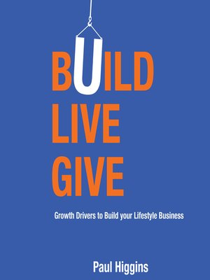 cover image of Build Live Give
