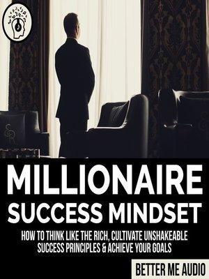 cover image of Millionaire Success Mindset