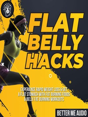 cover image of Flat Belly Hacks