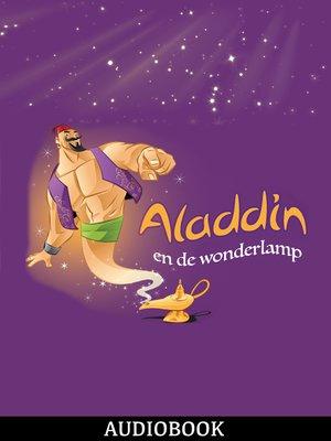 cover image of Aladdin en de wonderlamp