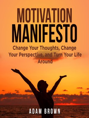 cover image of Motivation Manifesto