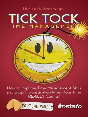 cover image of Tick Tock Time Management