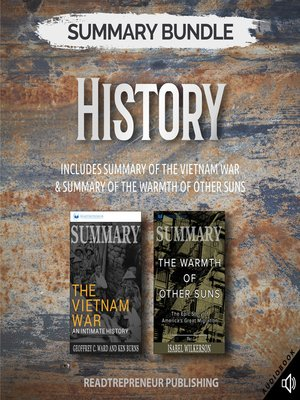 cover image of Summary Bundle: History