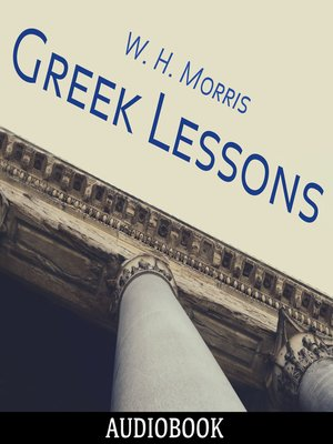 cover image of Greek Lessons