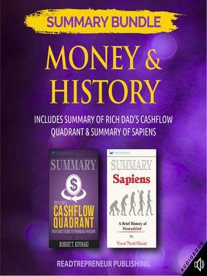 cover image of Summary Bundle: Money & History