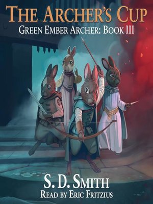 cover image of The Archer's Cup