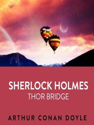 cover image of Thor Bridge