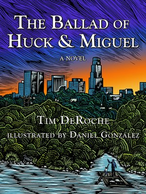 cover image of The Ballad of Huck & Miguel