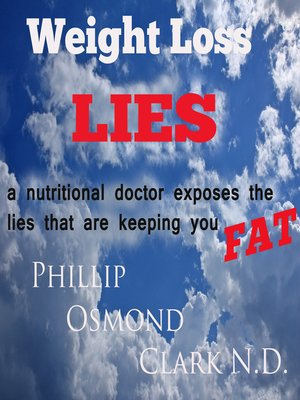 cover image of Weight Loss Lies