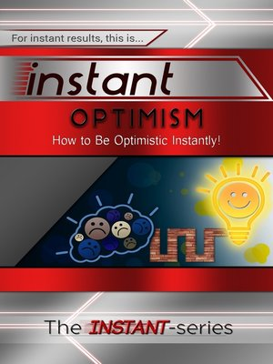 cover image of Instant Optimism