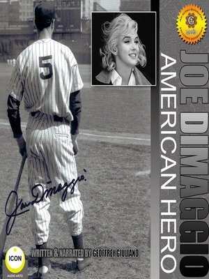 cover image of Joe DiMaggio
