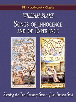 cover image of Songs of Innocence and of Experience