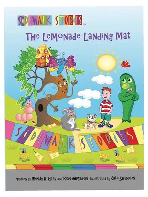 cover image of The Lemonade Landing Mat with Music
