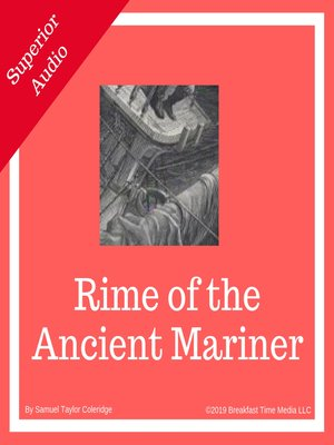 cover image of Rime of the Ancient Mariner