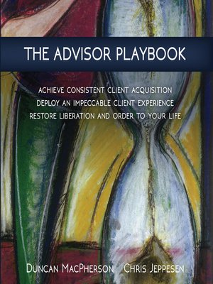 cover image of The Advisor Playbook
