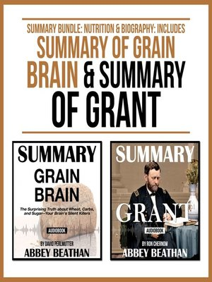 cover image of Summary Bundle: Nutrition & Biography