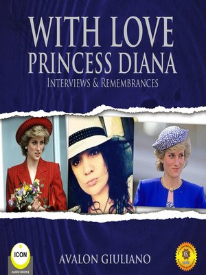cover image of With Love Princess Diana