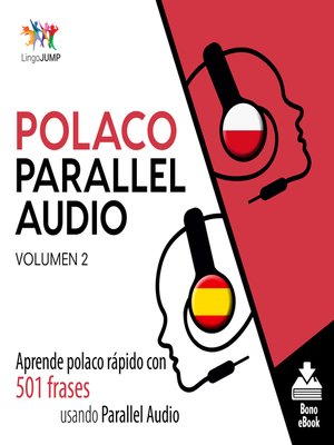 cover image of Aprende polaco rápido con 501 frases usando Parallel Audio, Volumen 2
