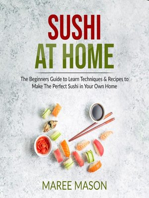 cover image of Sushi at Home