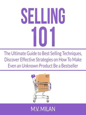 cover image of Selling 101
