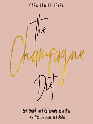 cover image of The Champagne Diet