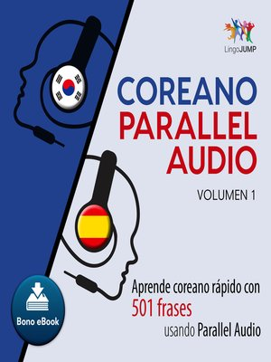 cover image of Aprende coreano rpido con 501 frases usando Parallel Audio - Volumen 1
