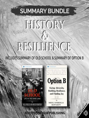 cover image of Summary Bundle: History & Resillience