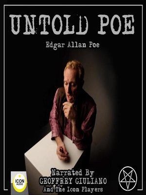 cover image of Untold Poe