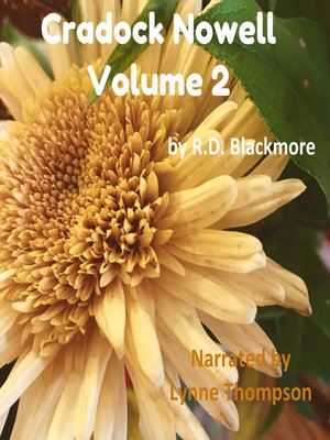 cover image of Cradock Nowell, Volume 2