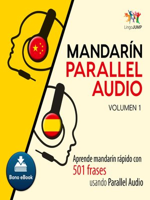 cover image of Aprende mandarn rpido con 501 frases usando Parallel Audio - Volumen 1
