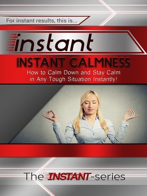 cover image of Instant Calmness