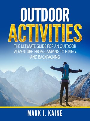 cover image of Outdoor Activities