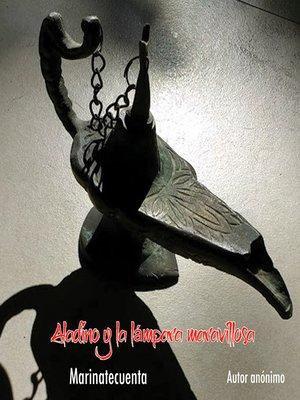 """cover image of """"Aladino y la lámpara maravillosa"""""""