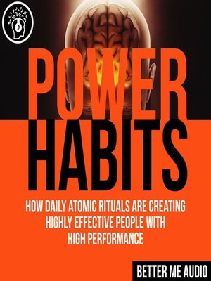 cover image of Power Habits
