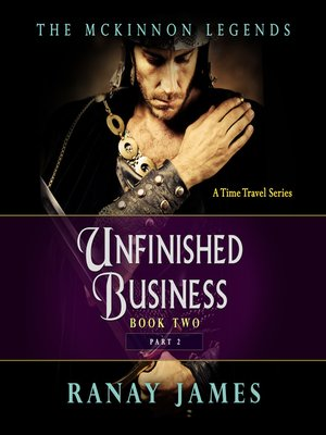 cover image of Unfinished Business, Part 2
