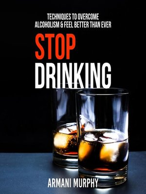 cover image of Stop Drinking