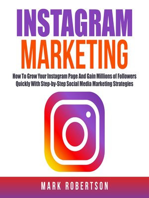 cover image of Instagram Marketing