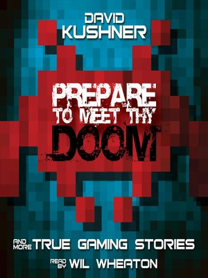 cover image of Prepare to Meet Thy Doom