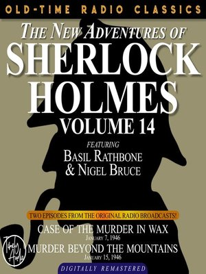 cover image of The New Adventures of Sherlock Holmes, Volume 14, Episode 1