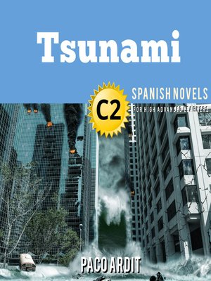 cover image of Tsunami