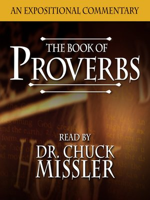 cover image of Proverbs