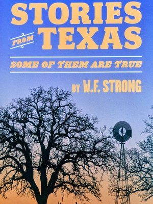 cover image of Stories from Texas