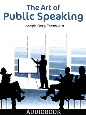 cover image of The Art of Public Speaking