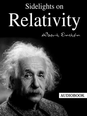 cover image of Sidelights on Relativity