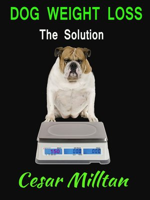 cover image of Dog Weight Loss