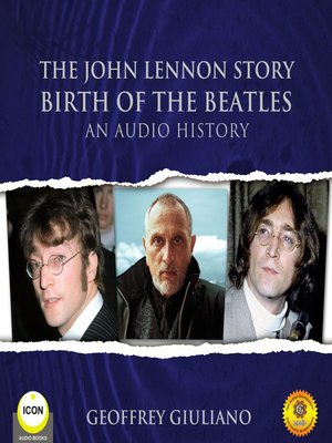 cover image of The John Lennon Story