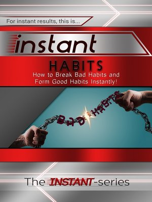 cover image of Instant Habits