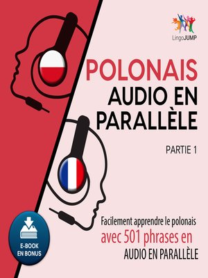 cover image of Polonais audio en parallèle