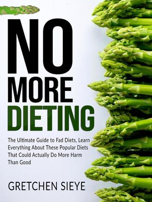 cover image of No More Dieting